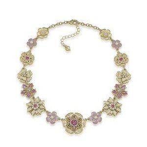 Carolee Teacup Necklace
